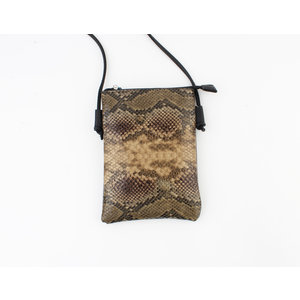 """Pouch bag """"Formosa"""" brown"""