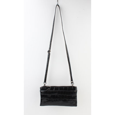 "Crossbody tas ""Vitoria"" zwart"