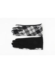 """Handschoen """"Nara"""" zwart/wit"""