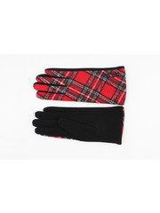 """Handschoen """"Nara"""" rood"""