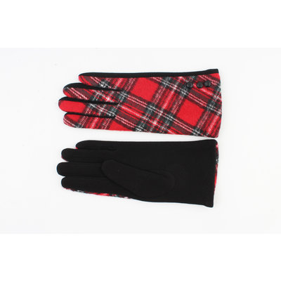 """Handschuhe """"Nara"""" rot"""