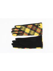 """Handschoen """"Nara"""" geel"""