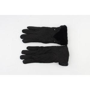 "Gloves ""Polis"" black"