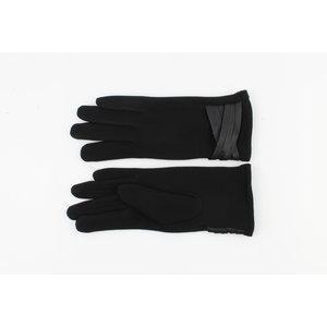 """Handschoen """"Belos"""" zwart"""