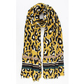 """Scarf """"Dutra"""" yellow"""