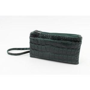 "Crossbody bag ""Vitoria"" green"