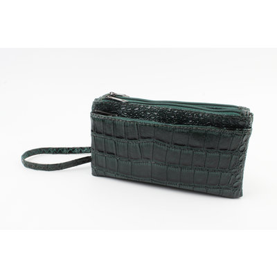 "Crossbody tas ""Vitoria"" groen"