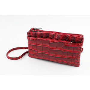"Crossbody bag ""Vitoria"" red"