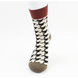 """Heren sokken """"Carlos"""" multi, per 2 paar"""