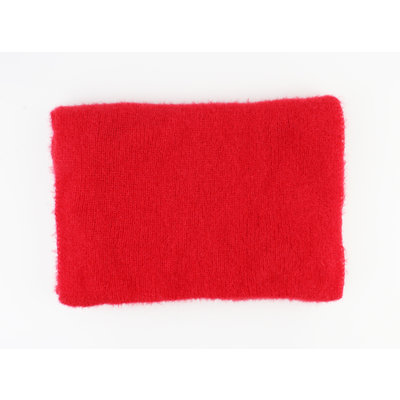 "Scarf ""Kashua"" red"