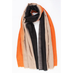 "Scarf ""Boate"" rust"