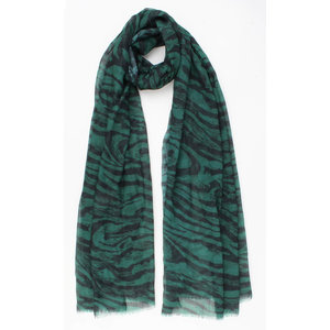 "Scarf ""Cete"" green"