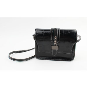 "Crossbody bag ""Atins"" black"