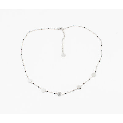 """Necklace """"Rioha"""" silver"""
