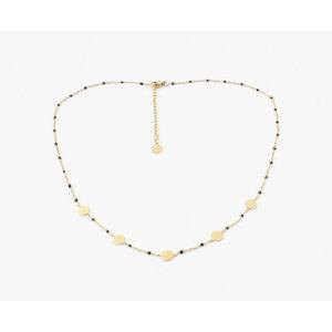 """Necklace """"Rioha"""" gold"""