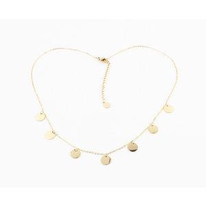 """Necklace """"Yapo"""" gold"""