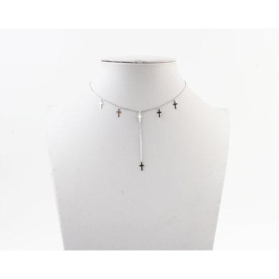 """Necklace """"Marta"""" silver"""