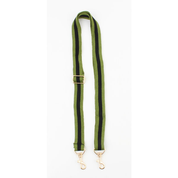 "Carrying strap for phone cover ""Boliva"" green, per 3pcs."