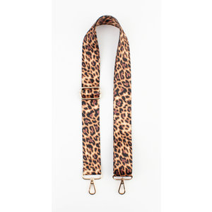 "Carrying strap for bags ""Chaque"" brown"
