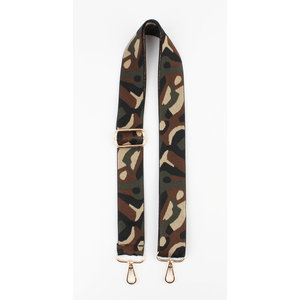 "Carrying strap for bags ""Chaque"" camo"