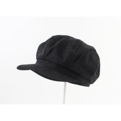 """Balloon cap """"Quince"""" black"""