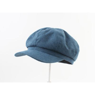"""Balloon cap """"Quince"""" blue"""