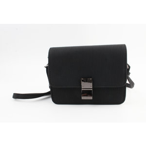 "Crossbody tas ""Domingo"" zwart"