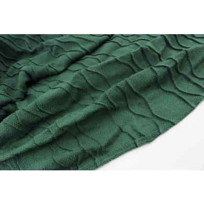 "Sjaal ""Manabi"" groen"