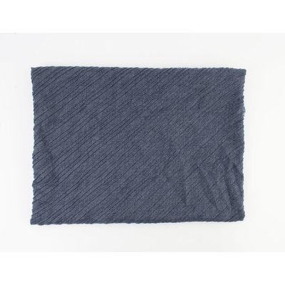 """Sjaal """"Mocoa"""" blauw"""
