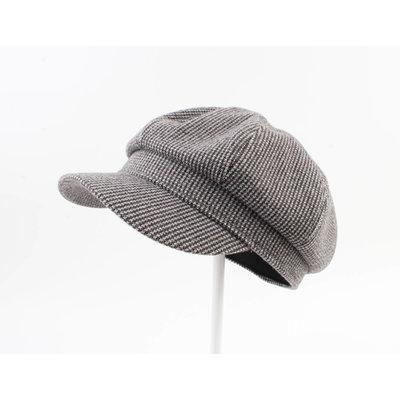 "Balloon hat ""Lito"" gray"