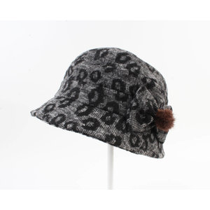 "Ladies hat ""Guita"" gray"