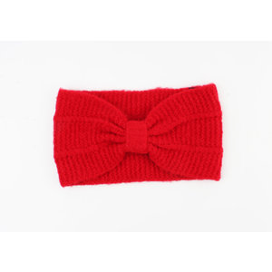 "Headband ""Cali"" red"