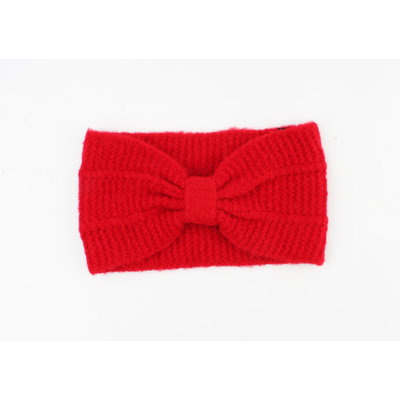 "Headband ""Cali"" red"