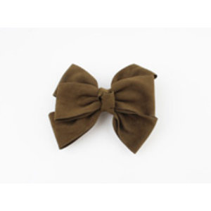 "Hair slide ""Talara"" green"