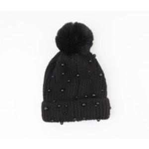 "Mütze ""Mancora"" schwarz"