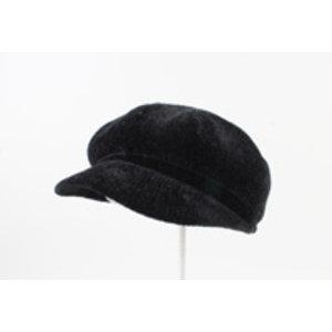 "Balloon cap ""Motupe"" black"