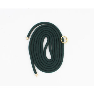 "Cord for phone cover """" green, per 3."