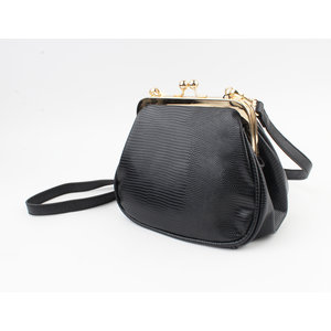 "Crossbody bag ""Paita"" black"