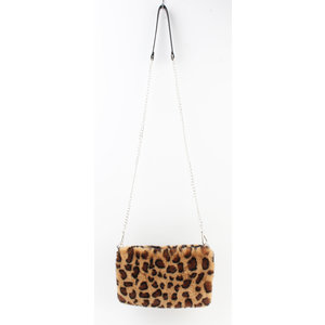 "Crossbody bag ""Laceo"" brown"