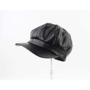 "Balloon cap ""Piura"" black"