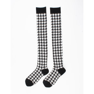 "Socks ""Ervo"" black / white"