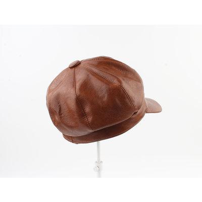 "Ballonmütze ""Piura"" braun"