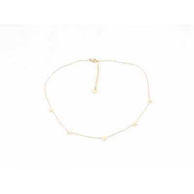 """Necklace """"Iza"""" gold"""