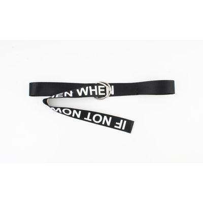 "Belt ""Oyos"" black"