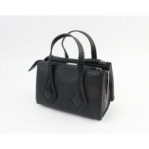 "Crossbody bag ""Pacha"" black"