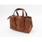 "Crossbody bag ""Pacha"" brown"