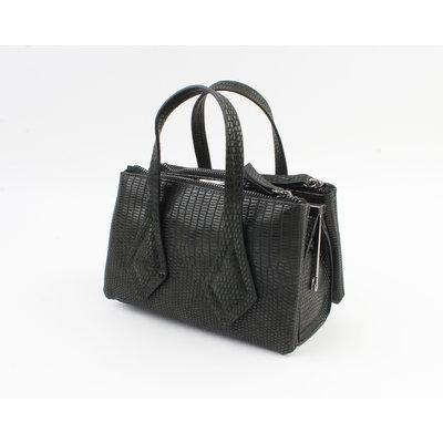 "Crossbody bag ""Pacha"" dark green"
