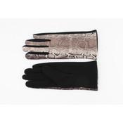 """Handschoenen """"Unio"""" licht bruin"""