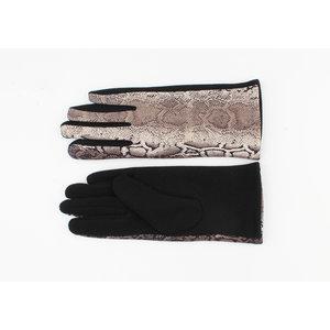 """Gloves """"Unio"""" light brown"""