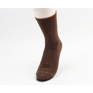 "Socks ""Jivia"" brown"
